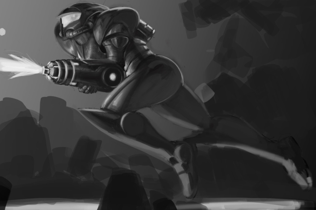 Grayscale Rendering